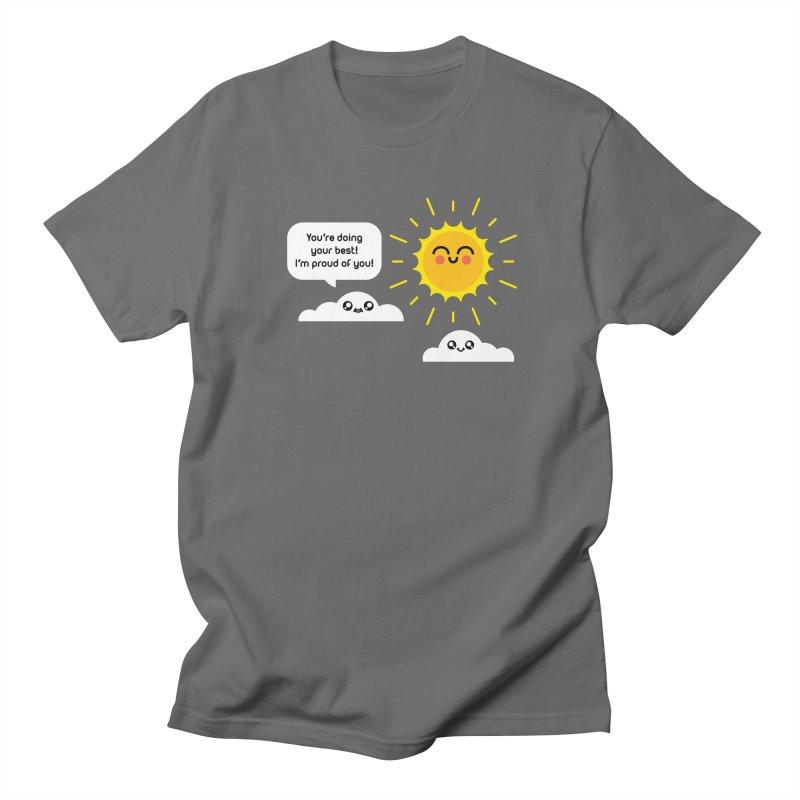 Proud Cloud Men's T-Shirt by Mouki K. Butt: Artist Shop