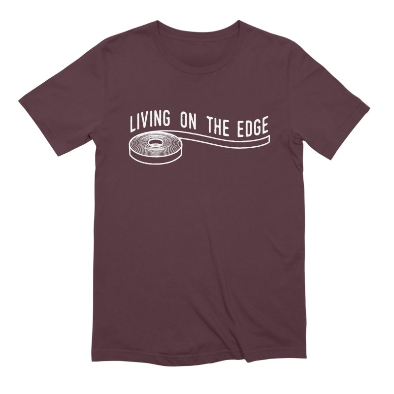 My Edgebander! Men's Extra Soft T-Shirt by Mouki K. Butt: Artist Shop