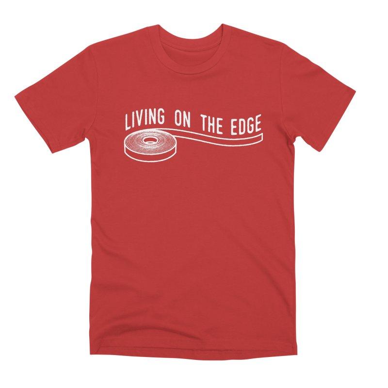 My Edgebander! Men's Premium T-Shirt by Mouki K. Butt: Artist Shop