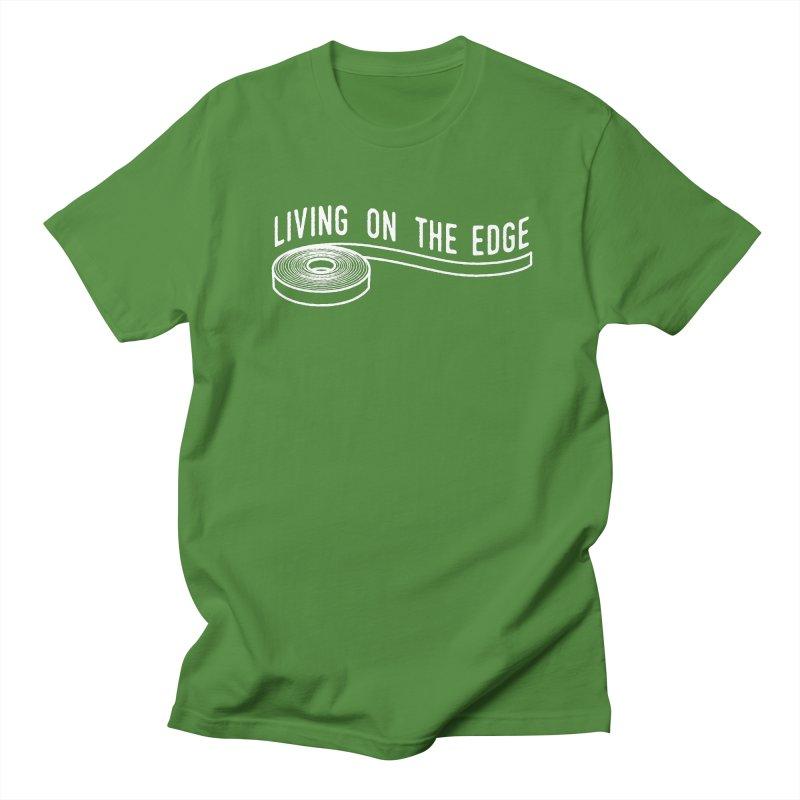 My Edgebander! Men's Regular T-Shirt by Mouki K. Butt: Artist Shop