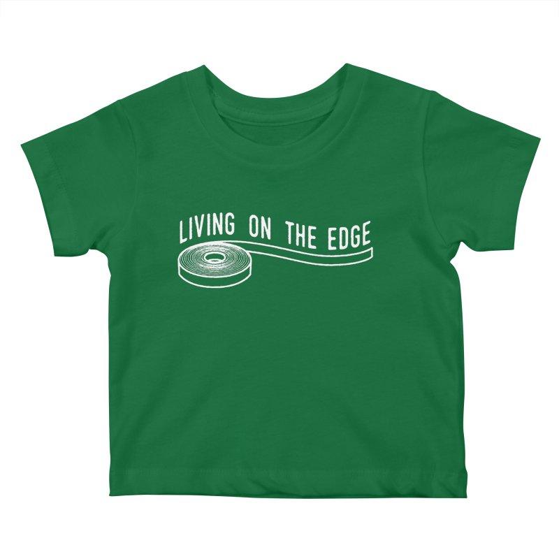 My Edgebander! Kids Baby T-Shirt by Mouki K. Butt: Artist Shop