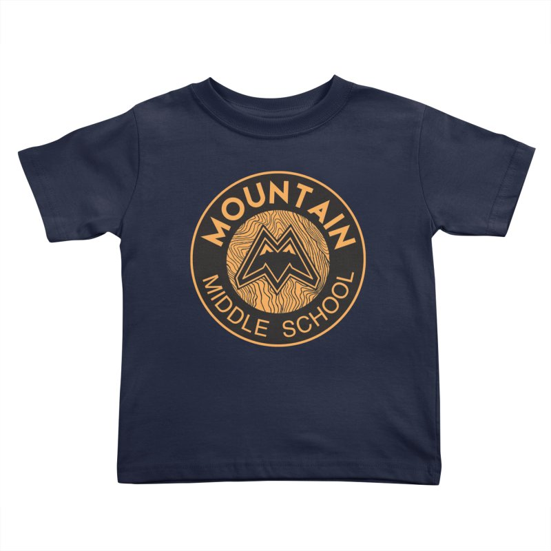CLICK HERE TO SELECT ITEMS Kids Toddler T-Shirt by Mountain Middle School