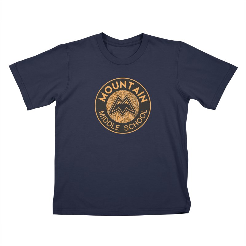 CLICK HERE TO SELECT ITEMS Kids T-Shirt by Mountain Middle School