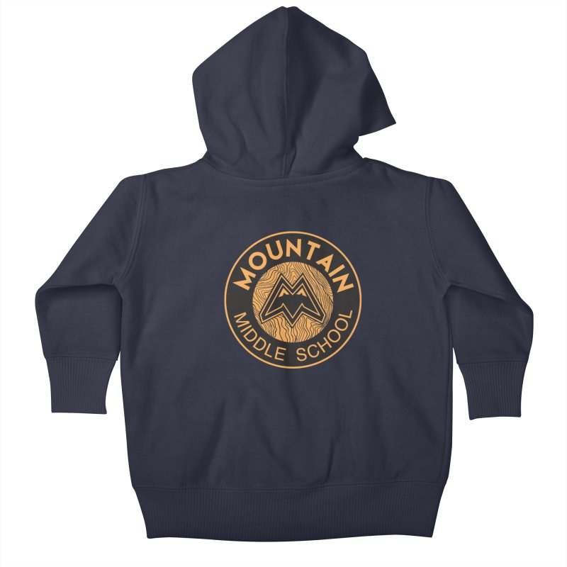 CLICK HERE TO SELECT ITEMS Kids Baby Zip-Up Hoody by Mountain Middle School