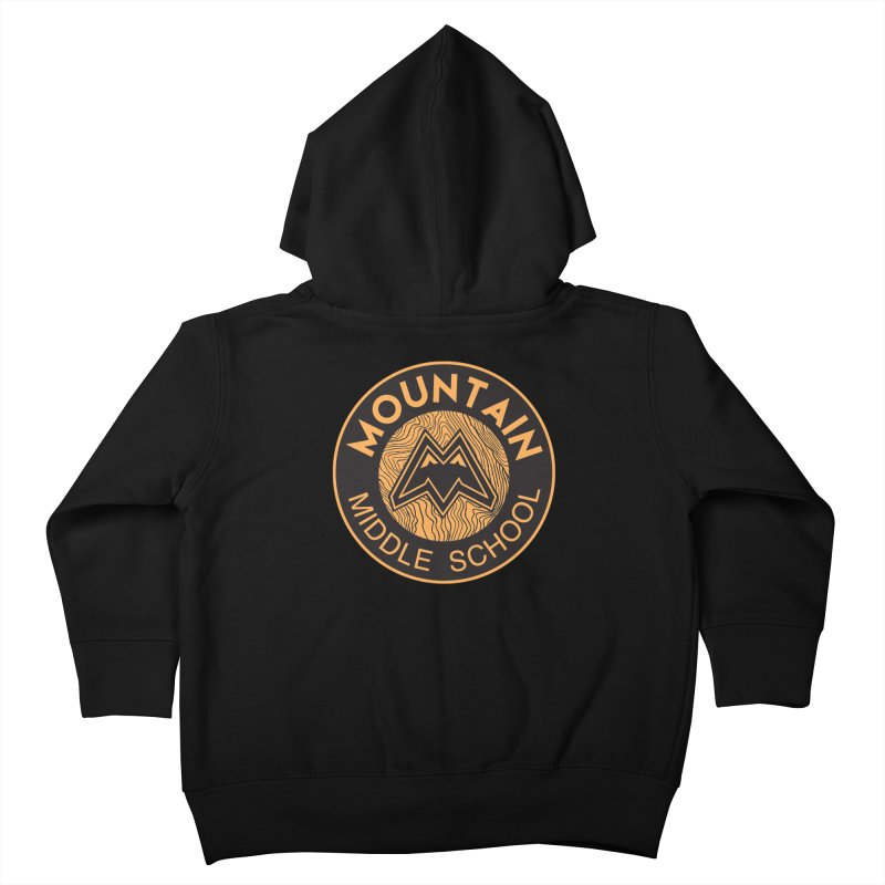 CLICK HERE TO SELECT ITEMS Kids Toddler Zip-Up Hoody by Mountain Middle School
