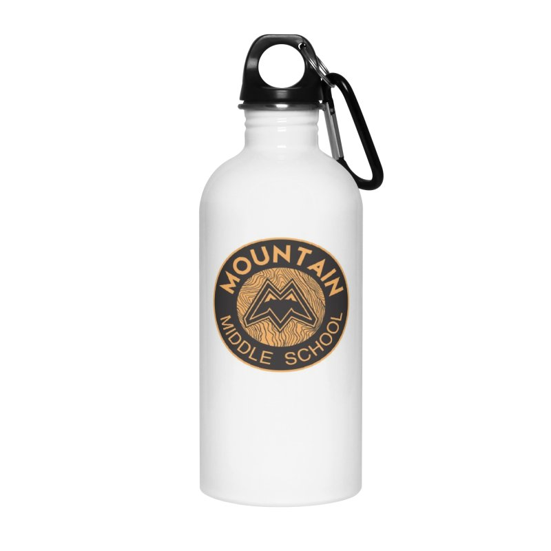 CLICK HERE TO SELECT ITEMS Accessories Water Bottle by Mountain Middle School