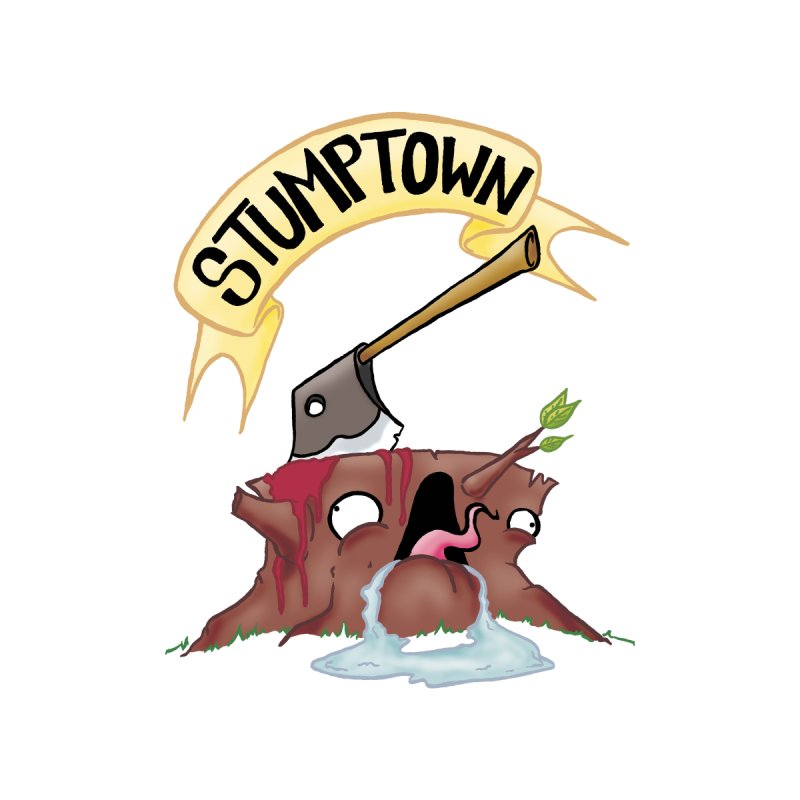 Stumptown by Mouthy Tees