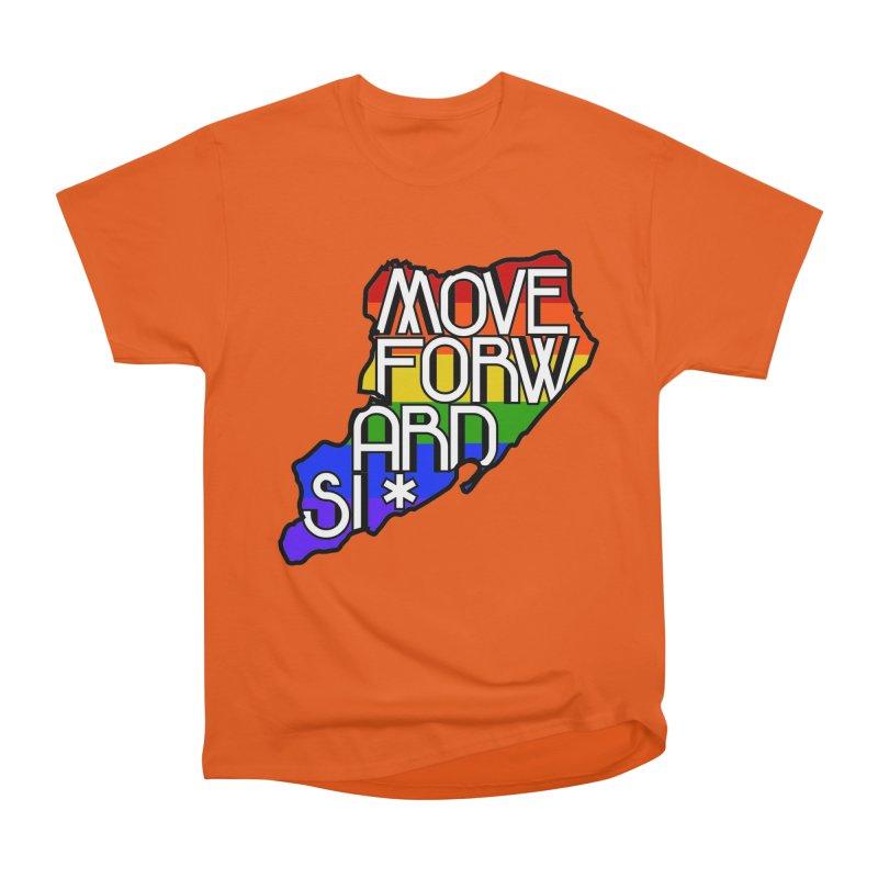 PRIDE Women's Heavyweight Unisex T-Shirt by moveforwardsi's Artist Shop
