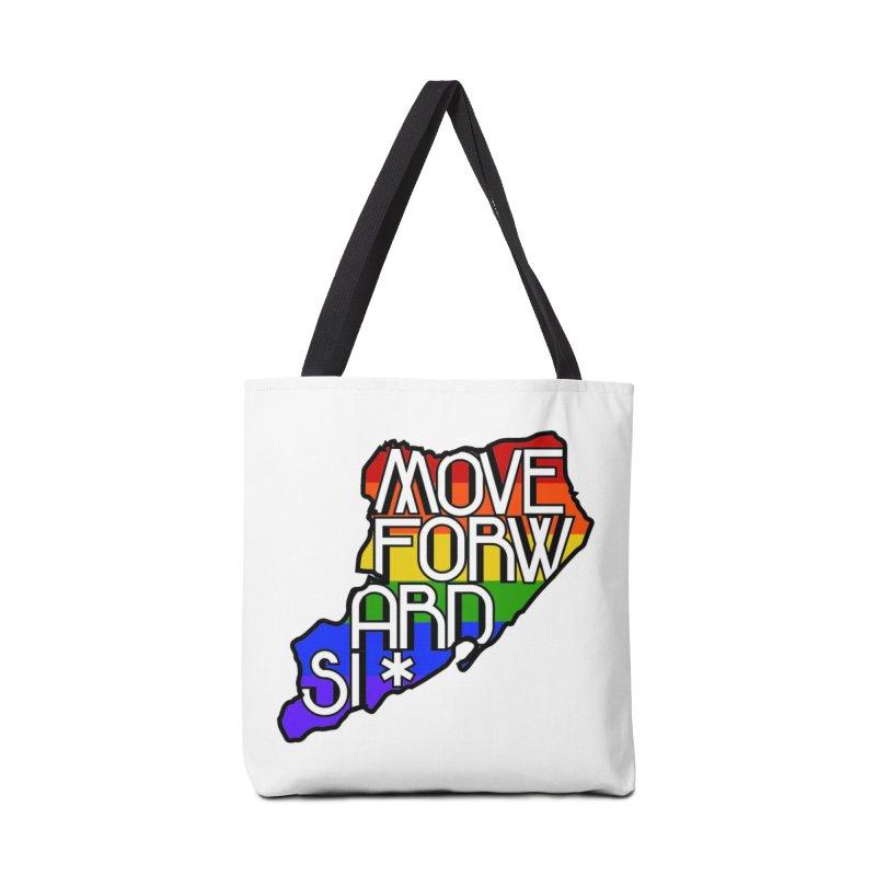 PRIDE Accessories Tote Bag Bag by moveforwardsi's Artist Shop