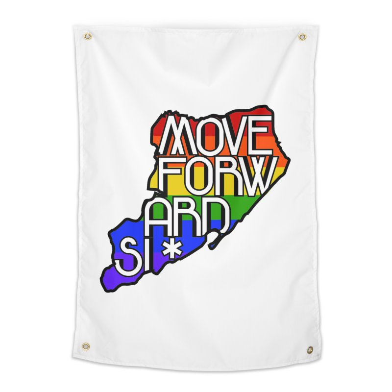 PRIDE Home Tapestry by moveforwardsi's Artist Shop