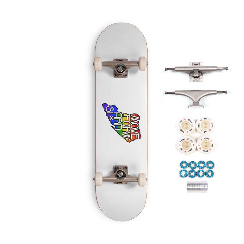 PRIDE Accessories Complete - Premium Skateboard by moveforwardsi's Artist Shop