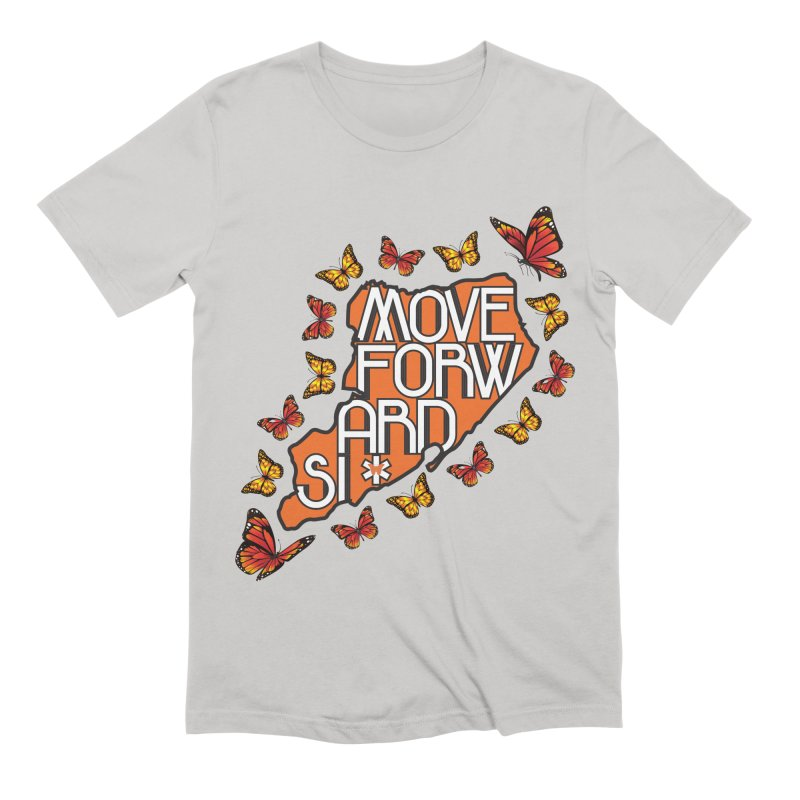 Immigrant Heritage Men's Extra Soft T-Shirt by moveforwardsi's Artist Shop
