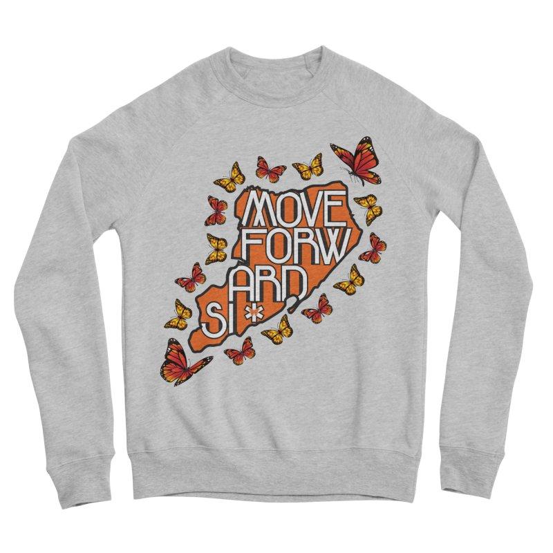 Immigrant Heritage Men's Sponge Fleece Sweatshirt by moveforwardsi's Artist Shop