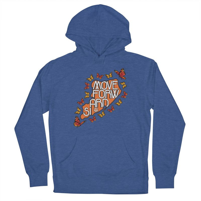 Immigrant Heritage Women's French Terry Pullover Hoody by moveforwardsi's Artist Shop