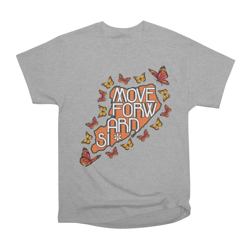 Immigrant Heritage Women's Heavyweight Unisex T-Shirt by moveforwardsi's Artist Shop