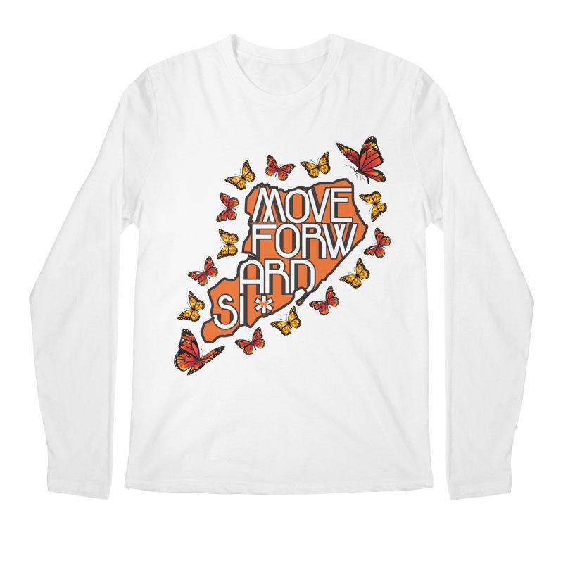 Immigrant Heritage Men's Regular Longsleeve T-Shirt by moveforwardsi's Artist Shop