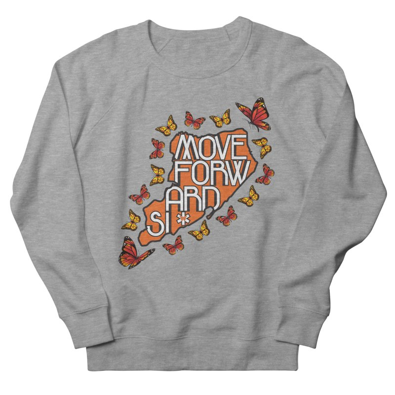Immigrant Heritage Women's French Terry Sweatshirt by moveforwardsi's Artist Shop