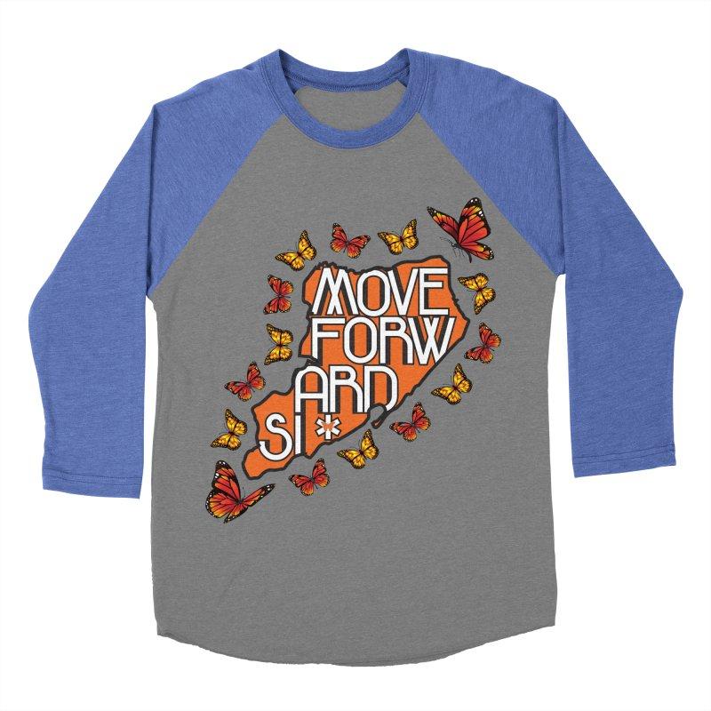 Immigrant Heritage Women's Baseball Triblend Longsleeve T-Shirt by moveforwardsi's Artist Shop