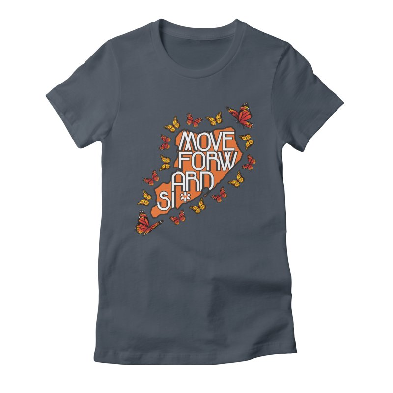 Immigrant Heritage Women's T-Shirt by moveforwardsi's Artist Shop