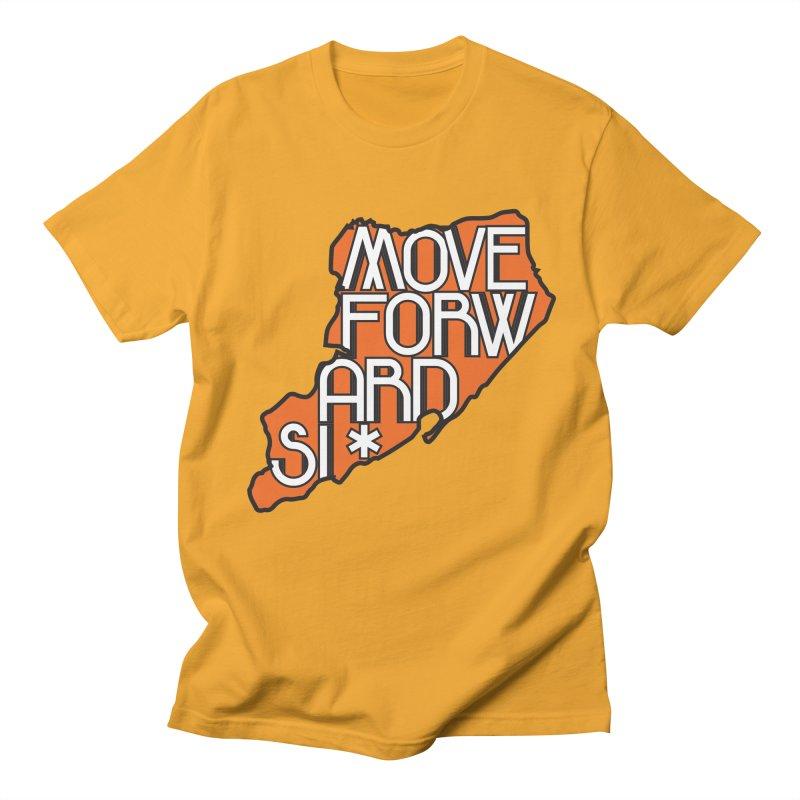 Move Forward Staten Island Women's Regular Unisex T-Shirt by moveforwardsi's Artist Shop