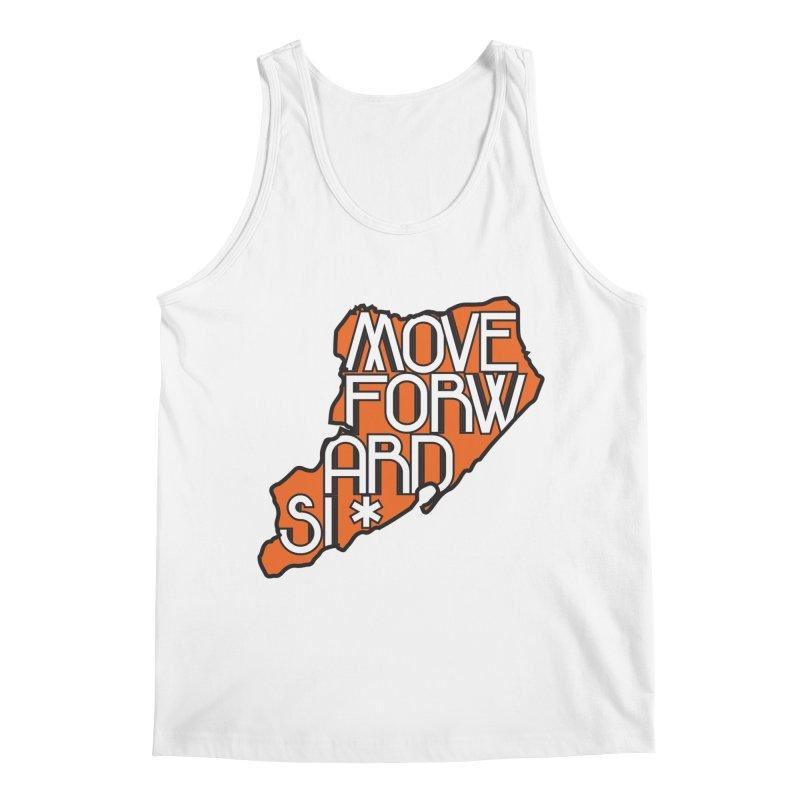 Move Forward Staten Island Men's Regular Tank by moveforwardsi's Artist Shop