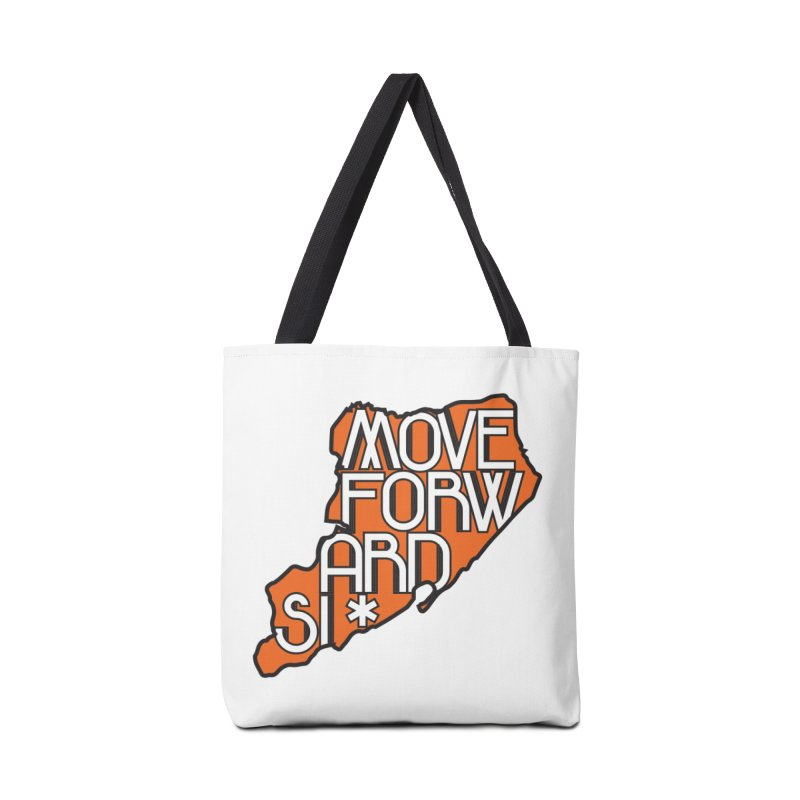Move Forward Staten Island Accessories Tote Bag Bag by moveforwardsi's Artist Shop