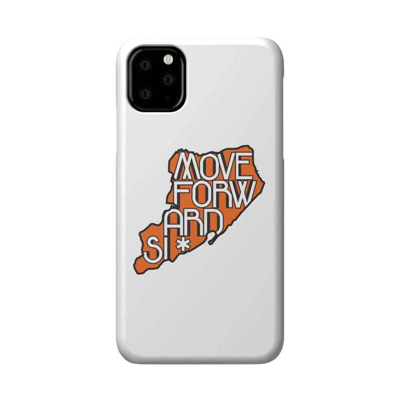 Move Forward Staten Island Accessories Phone Case by moveforwardsi's Artist Shop
