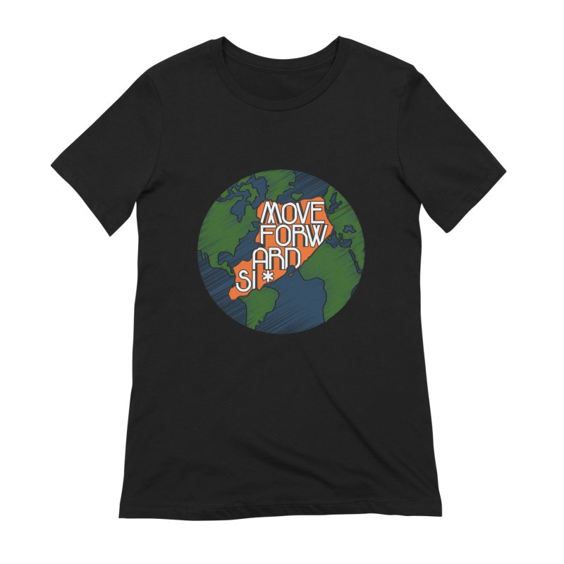 Love Our Island Women's Extra Soft T-Shirt by moveforwardsi's Artist Shop