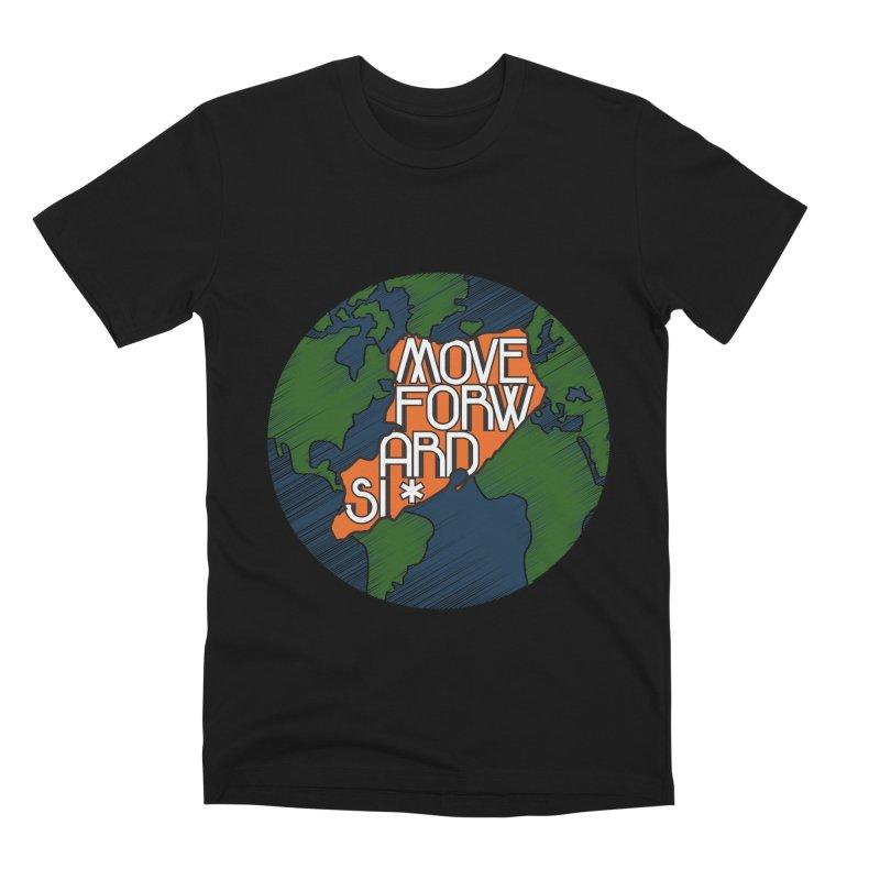 Love Our Island Men's Premium T-Shirt by moveforwardsi's Artist Shop