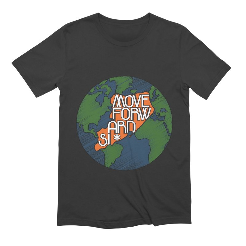 Love Our Island Men's Extra Soft T-Shirt by moveforwardsi's Artist Shop