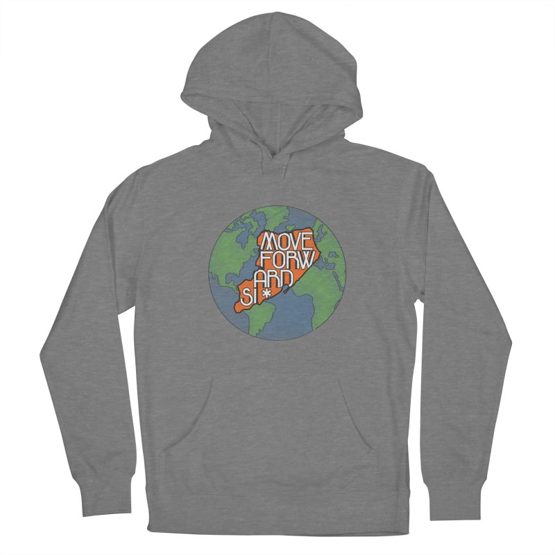Love Our Island Women's French Terry Pullover Hoody by moveforwardsi's Artist Shop