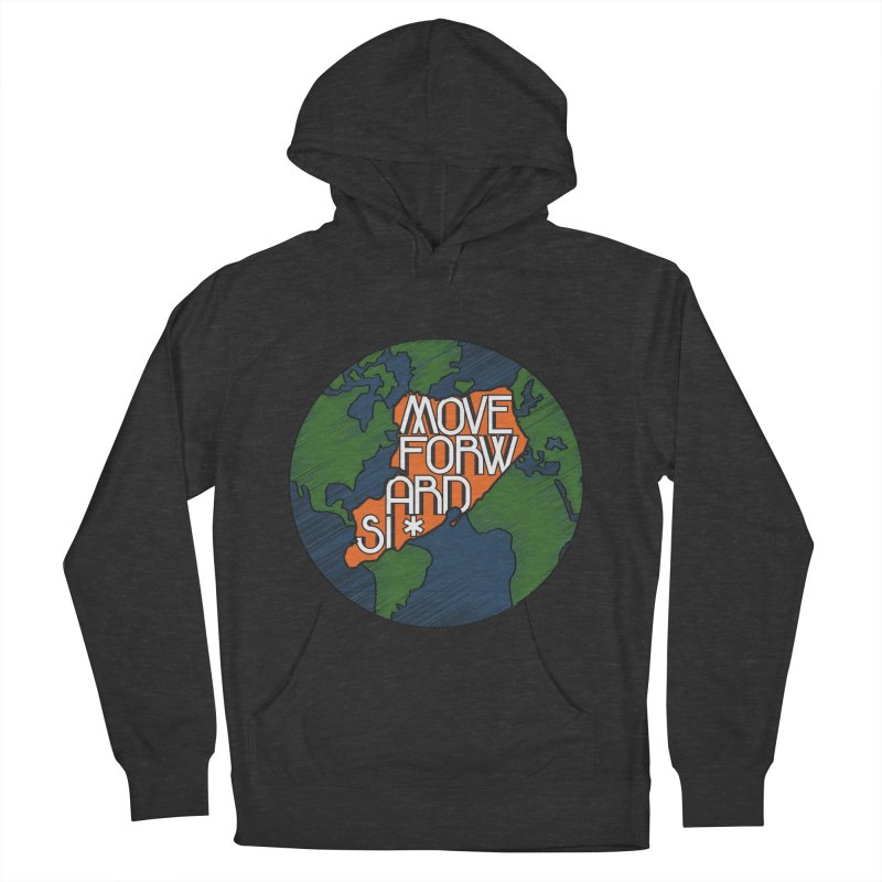 Love Our Island Men's French Terry Pullover Hoody by moveforwardsi's Artist Shop