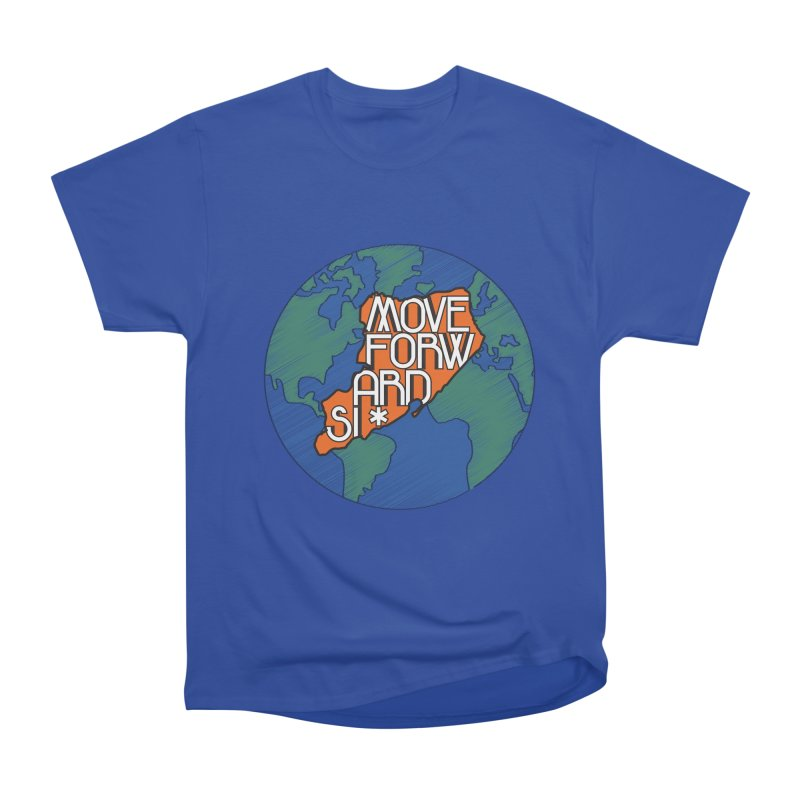 Love Our Island Women's Heavyweight Unisex T-Shirt by moveforwardsi's Artist Shop