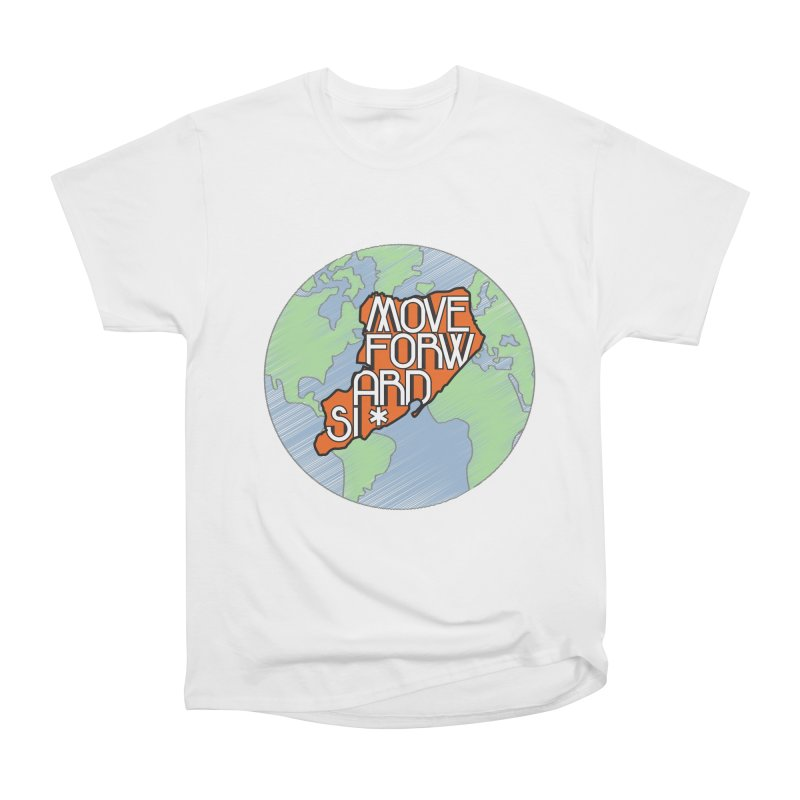 Love Our Island Men's Heavyweight T-Shirt by moveforwardsi's Artist Shop