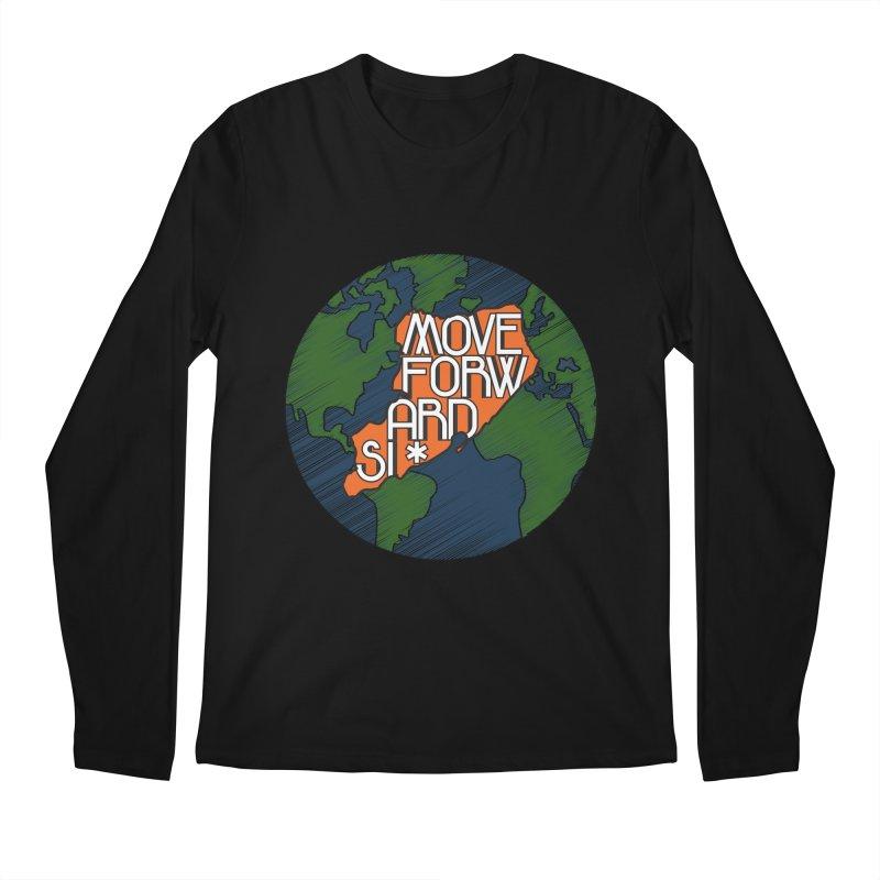 Love Our Island Men's Regular Longsleeve T-Shirt by moveforwardsi's Artist Shop