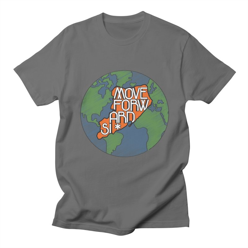 Love Our Island Women's T-Shirt by moveforwardsi's Artist Shop