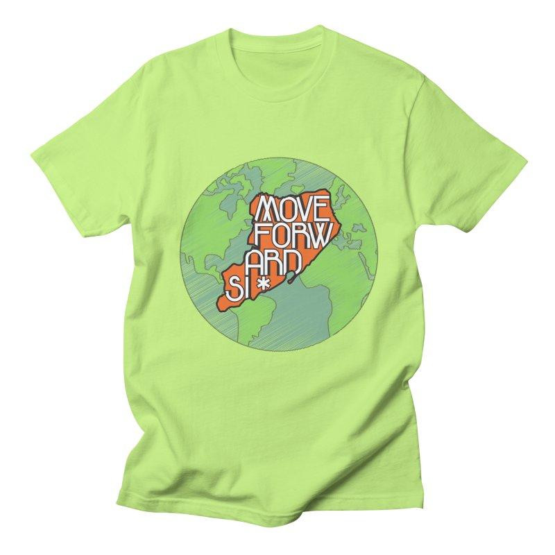 Love Our Island Women's Regular Unisex T-Shirt by moveforwardsi's Artist Shop