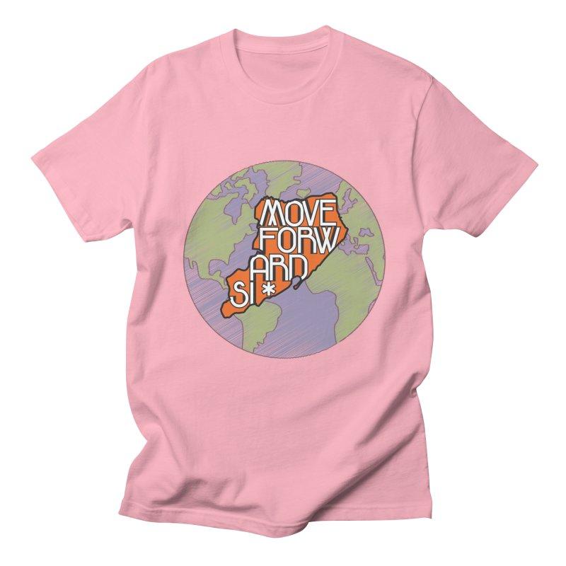 Love Our Island Men's Regular T-Shirt by moveforwardsi's Artist Shop