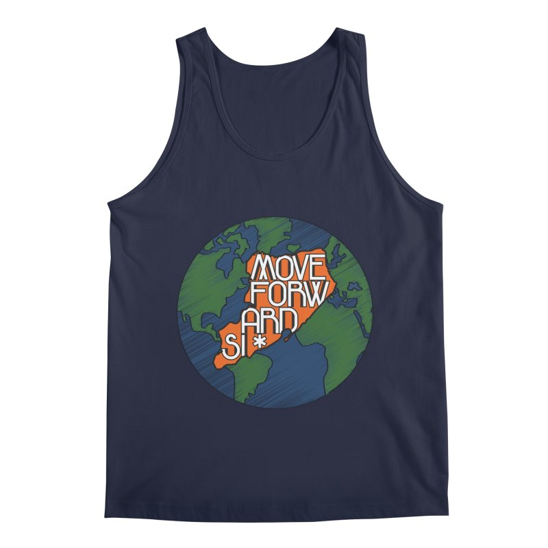 Love Our Island Men's Regular Tank by moveforwardsi's Artist Shop