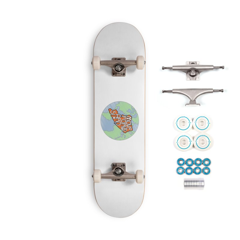 Love Our Island Accessories Complete - Basic Skateboard by moveforwardsi's Artist Shop
