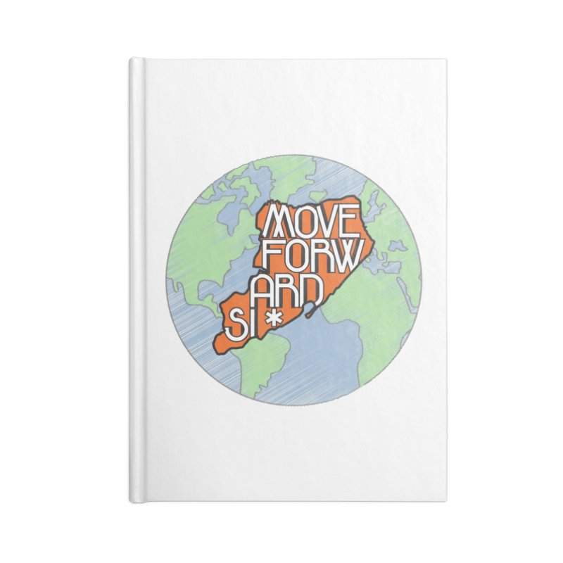 Love Our Island Accessories Blank Journal Notebook by moveforwardsi's Artist Shop
