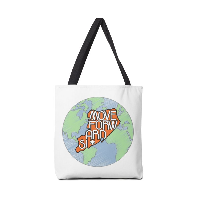 Love Our Island Accessories Tote Bag Bag by moveforwardsi's Artist Shop