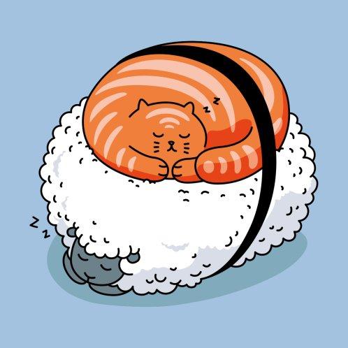 Design for Sushi nap