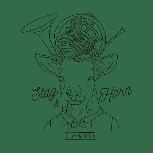Design for Stag & Horn