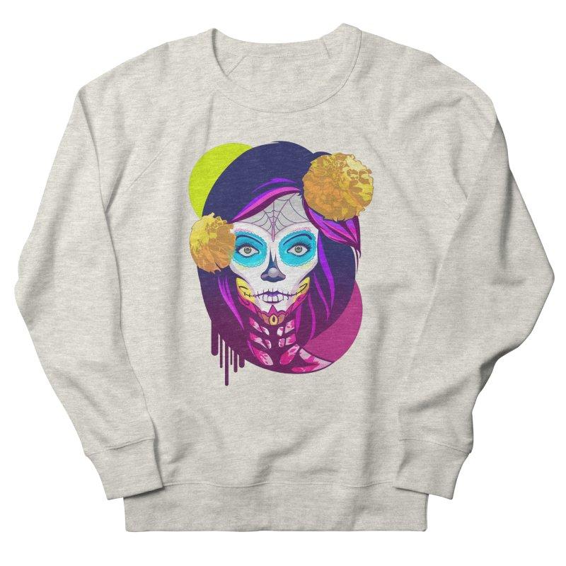 Lady Catrina: Day of Dead Women's Sweatshirt by moyart's Artist Shop