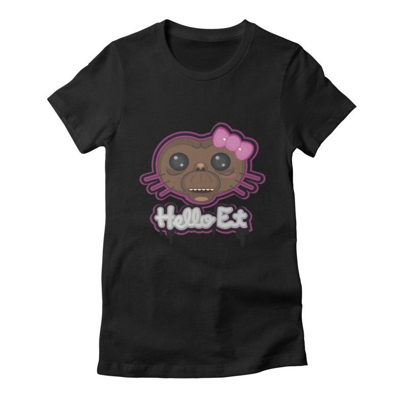 Hello E.T.   by moyart's Artist Shop