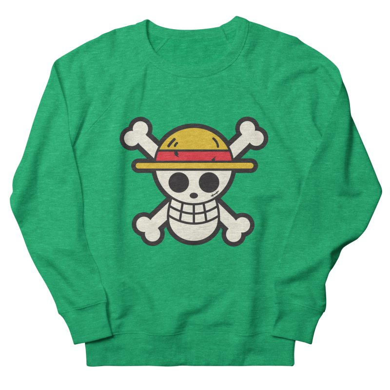 Strawhat Crew Women's Sweatshirt by moyart's Artist Shop