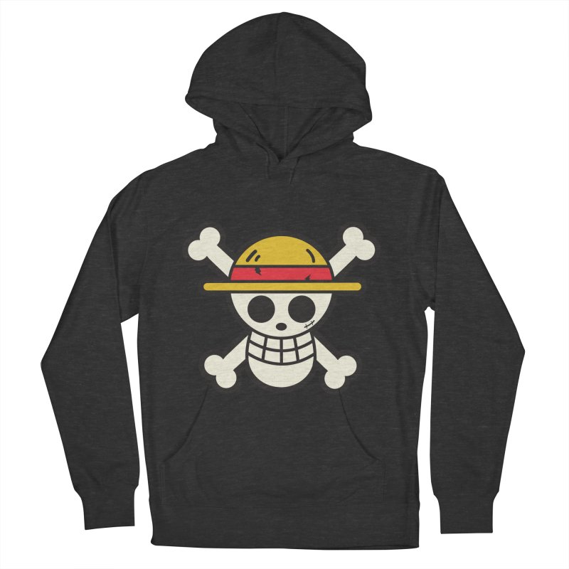 Strawhat Crew Men's Pullover Hoody by moyart's Artist Shop
