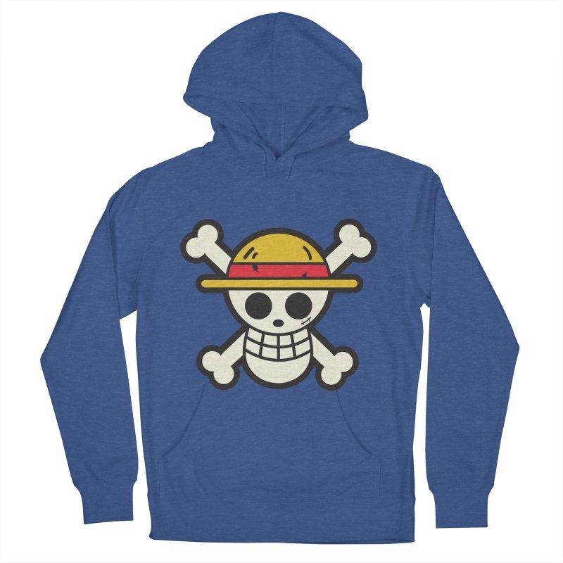 Strawhat Crew Men's Pullover Hoody by moyart's Artist Shop