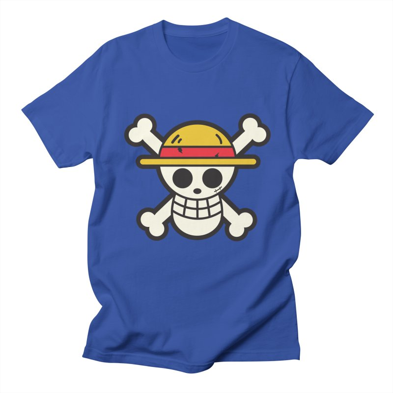 Strawhat Crew Men's T-Shirt by moyart's Artist Shop